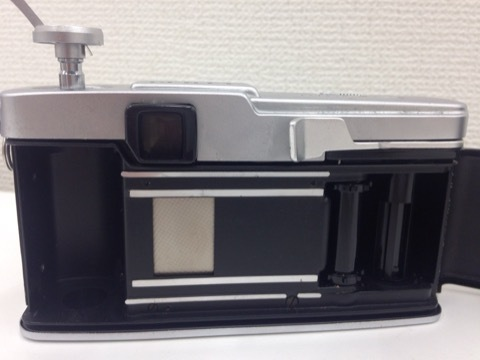 4627 カメラ★オリンパスペン OLYMPUS-PEN F PEN-FT シルバー +レンズ3本 他 シールド等 美品_画像7