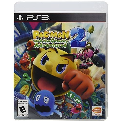 Bandai Namco Games Amer 新品 11139 ゲーム 人気 PAC-MAN and the Ghostly Adventures 2 (輸入版:北米) - PS3 未使用 Namco Bandai Games