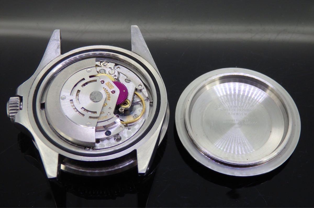 極美品 希少 ロレックス 1665 DRSD 76年製 トロピカルダイアル/ベゼル O/H済み 一年間動作保証_画像6