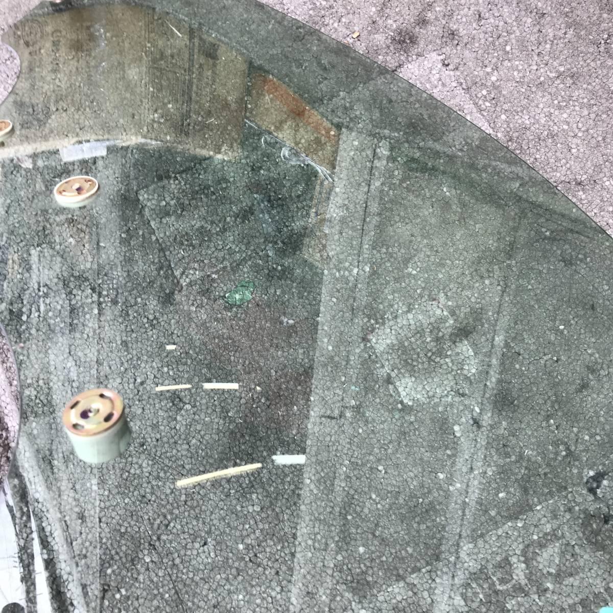 180414-4833 トヨタ セリカ zzt231 SS-Ⅱ 1.8 前期 左 ガラス (F)_画像2
