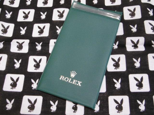 ROLEXロゴ入り収納袋 非売品 / ロレックス / 保存袋