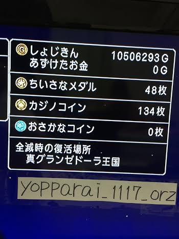 【ドラゴンクエスト10】★1000万ゴールドを1日で手に入れる方法★個人出品
