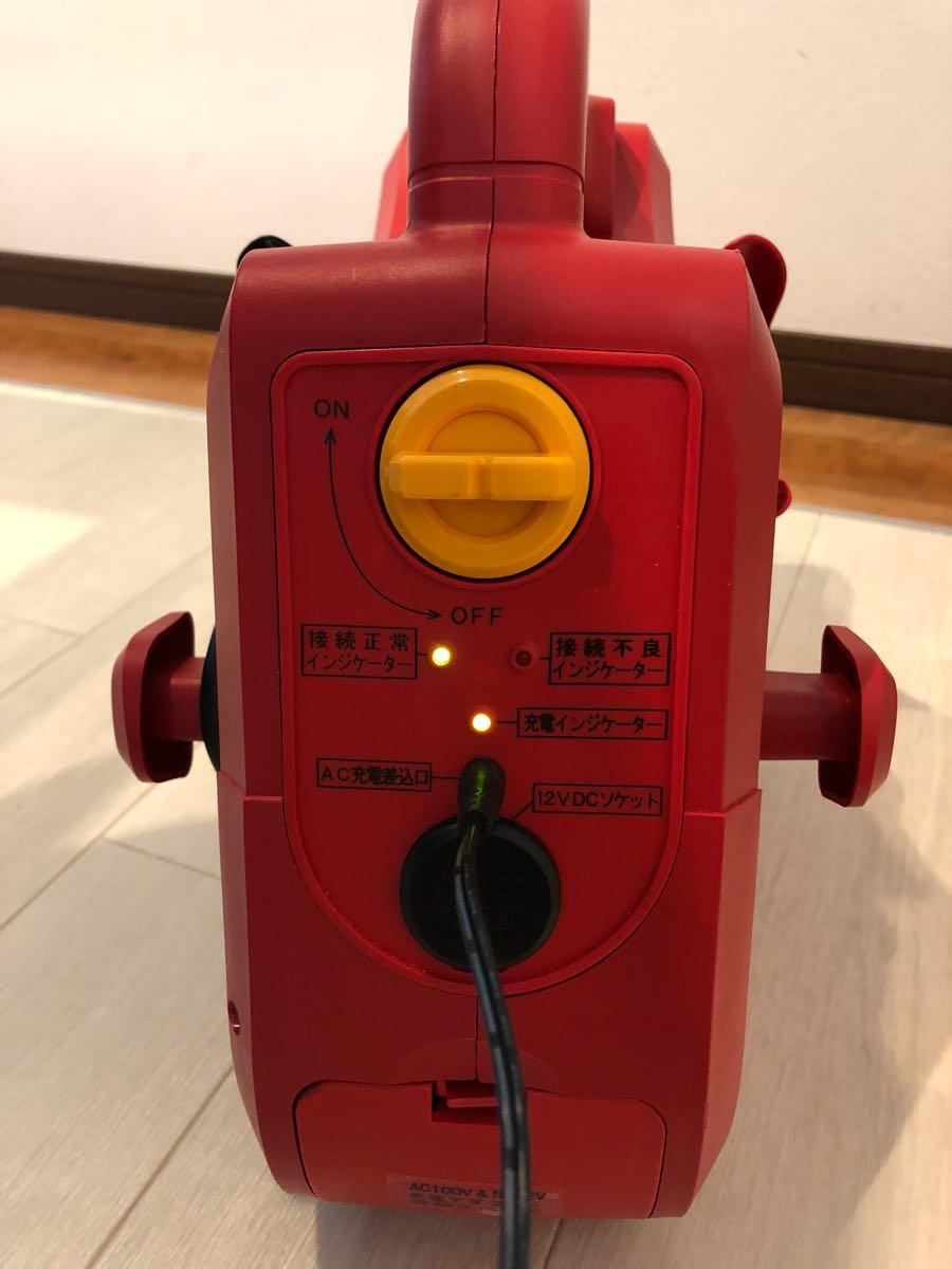 ヘビーデューティージャンプスターター500A アストロプロダクツ 新品未使用