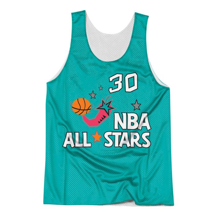 ミッチェル&ネス 【XL】 NBA スコッティ Pippen ピッペン BULLS ブルズ オールスター ALLSTAR リバーシブル タンクトップ MITCHELL&NESS
