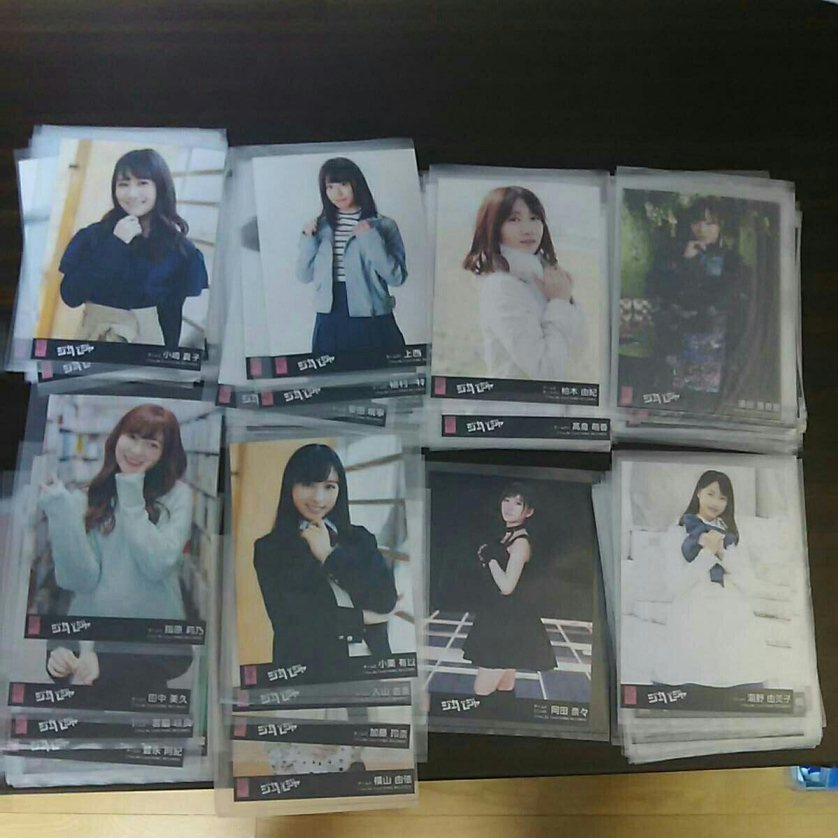 ジャーバージャ 劇場盤生写真 86種類 かぶりなしAKB48SKE48NMB48NGT48HKT48等