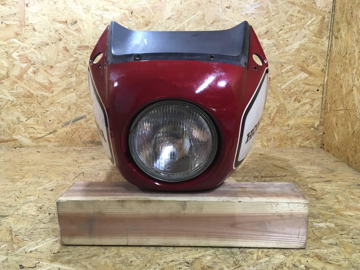 CBX400F CBX550F インテグラカウル ヘッドライトセット売り 純正 1004_画像5