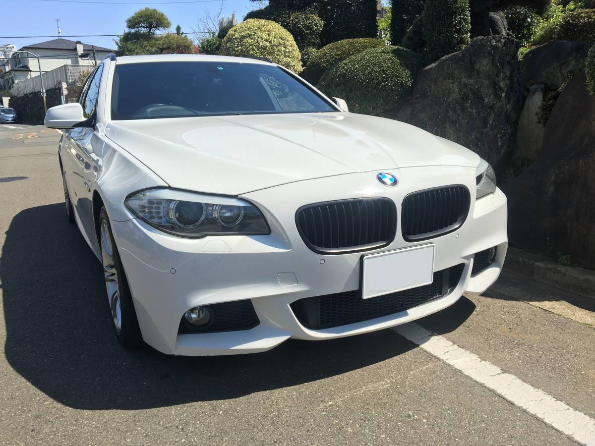 Selling Up H23 Year Old Age Style F11 Bmw 523i Touring M Sport