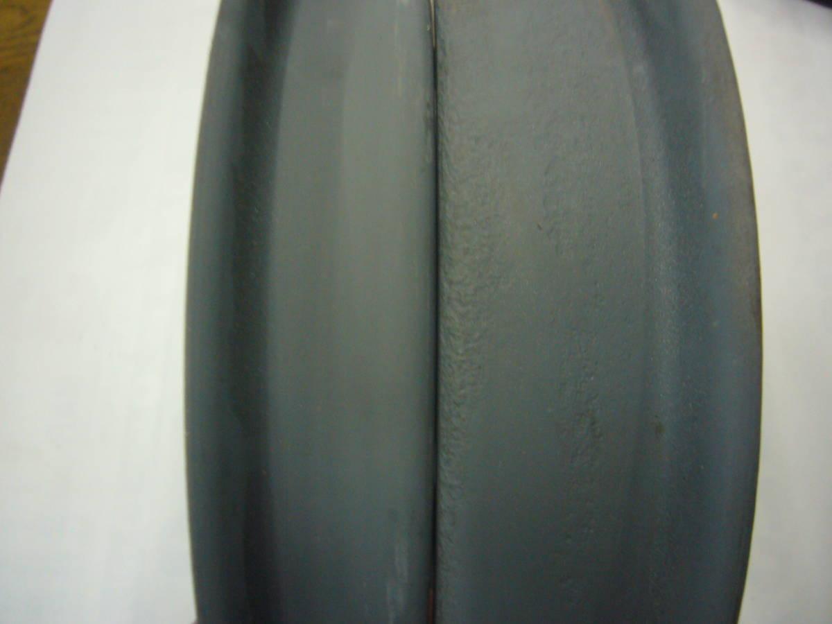 モンキーゴリラ純正ホイール(2.5J×8DT)中古をサフ塗装しました AB27 Z50J Z50A Z50Z_画像8