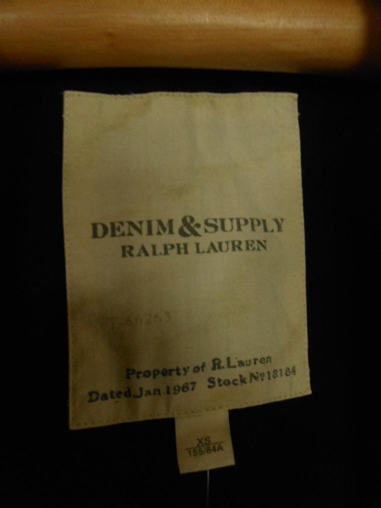 国内正規品 新品 タグ付 DENIM&SUPPLY POLO RALPH LAUREN ファー コーデュロイ ベスト ジレ XS ポロ ラルフローレン RLX SPORT ブラウン 茶_画像4