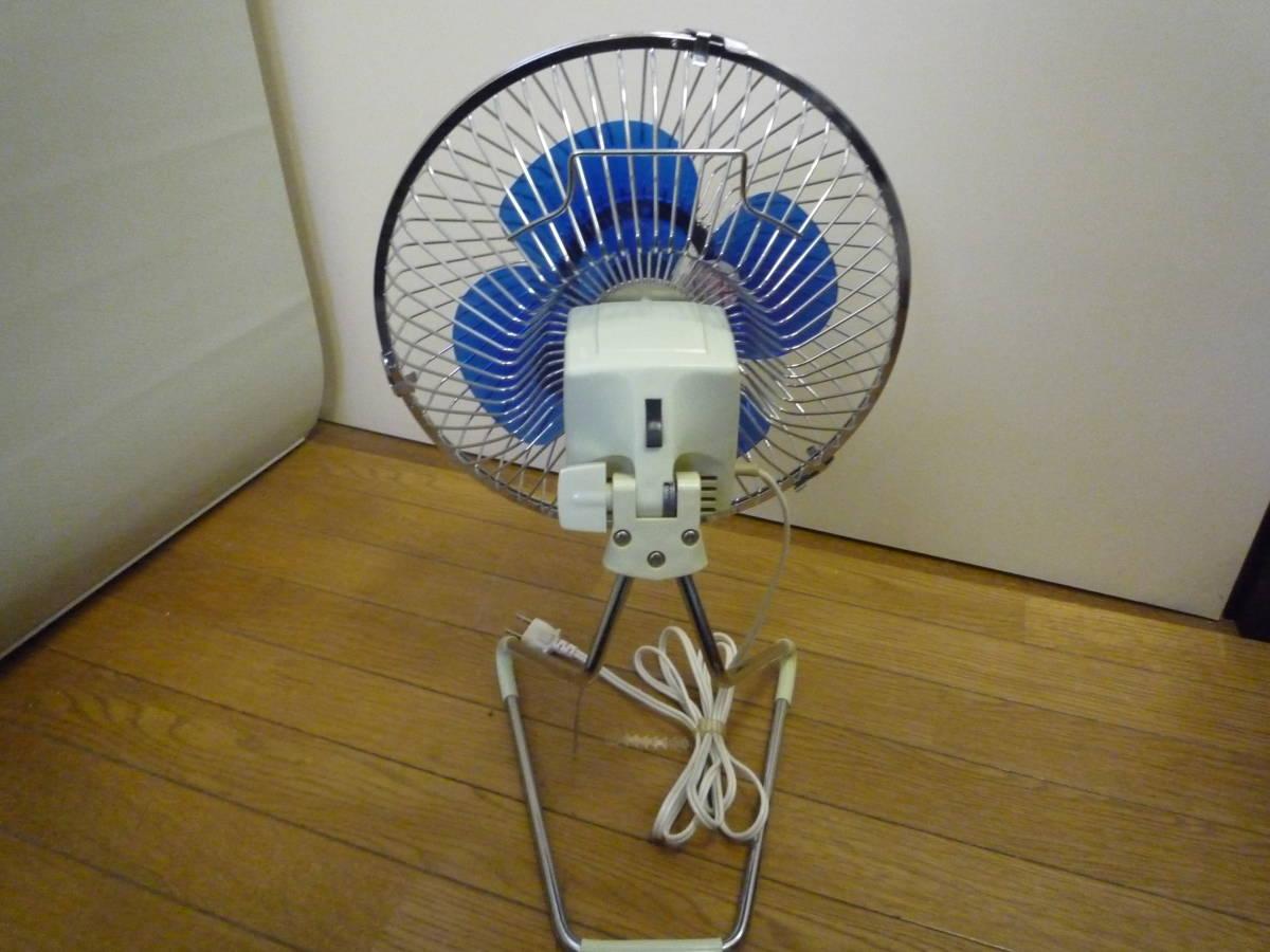 ◆美品 中古 レトロ TOSHIBA 東芝 可愛い 扇風機 動作品 4枚羽◆_画像3