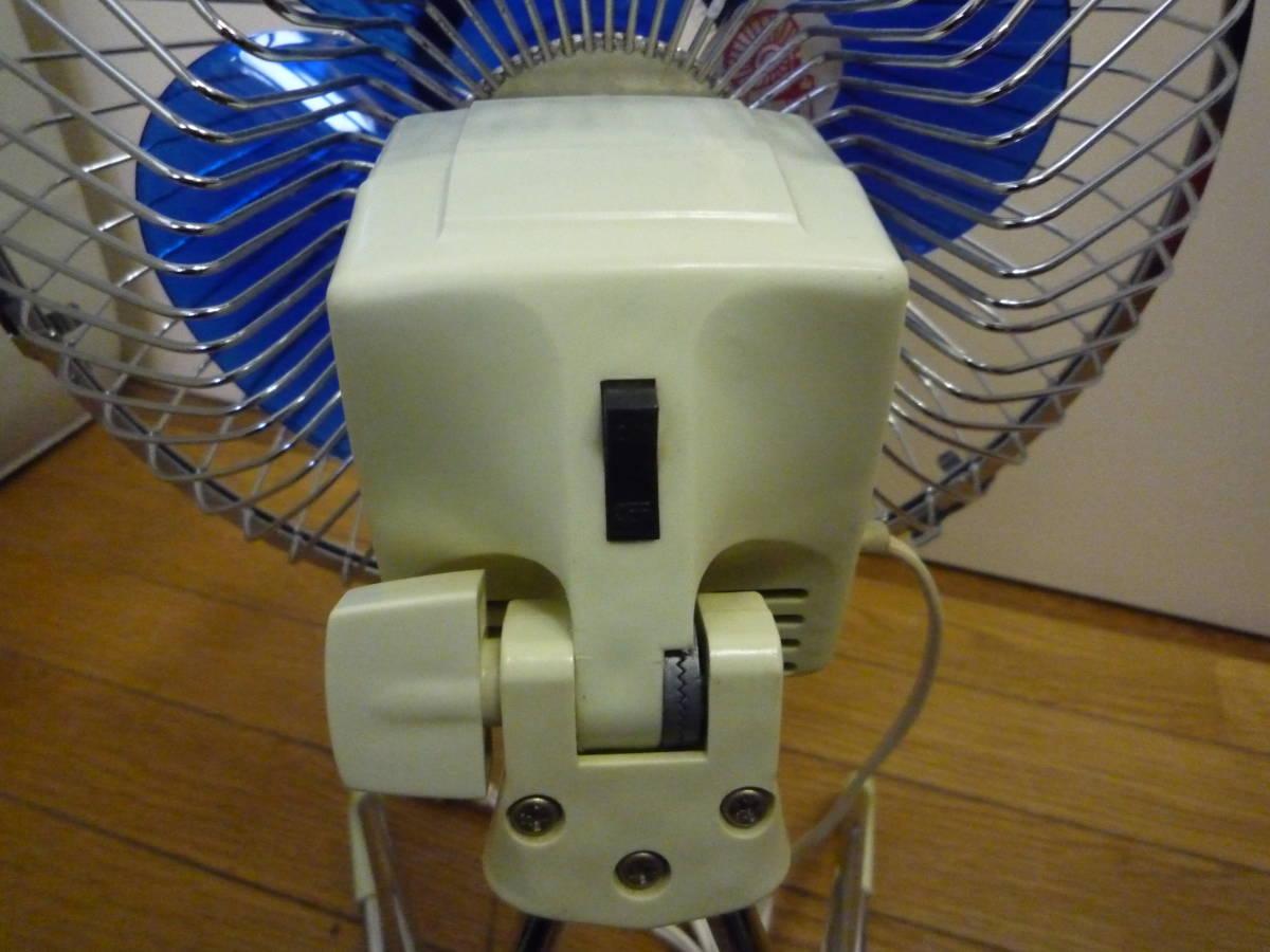 ◆美品 中古 レトロ TOSHIBA 東芝 可愛い 扇風機 動作品 4枚羽◆_画像4