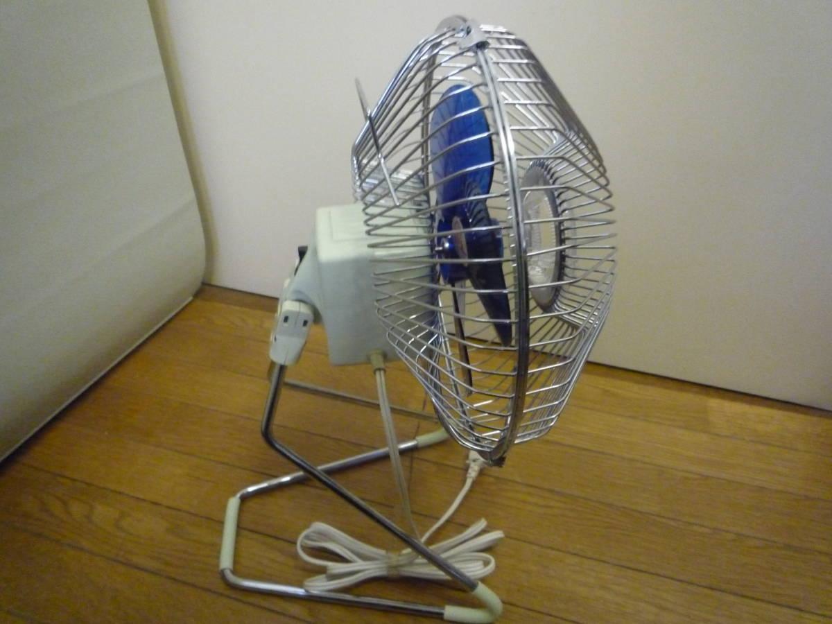 ◆美品 中古 レトロ TOSHIBA 東芝 可愛い 扇風機 動作品 4枚羽◆_画像5