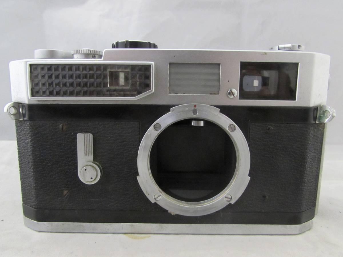 【1円~カメラレンズセット】キヤノン CANON7ボディ + CANON LENS 50mm F1.8 レザーケース付属_画像2