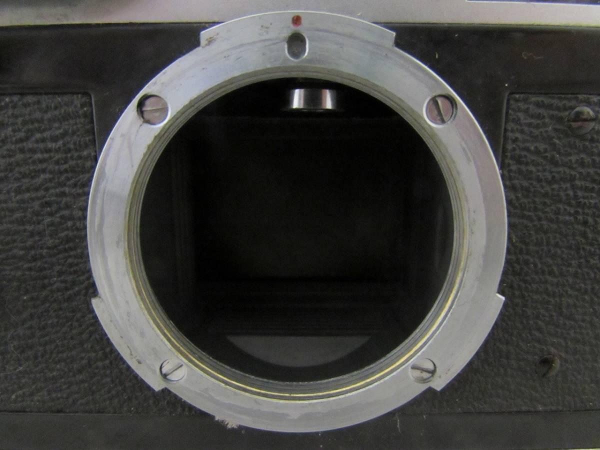 【1円~カメラレンズセット】キヤノン CANON7ボディ + CANON LENS 50mm F1.8 レザーケース付属_画像10