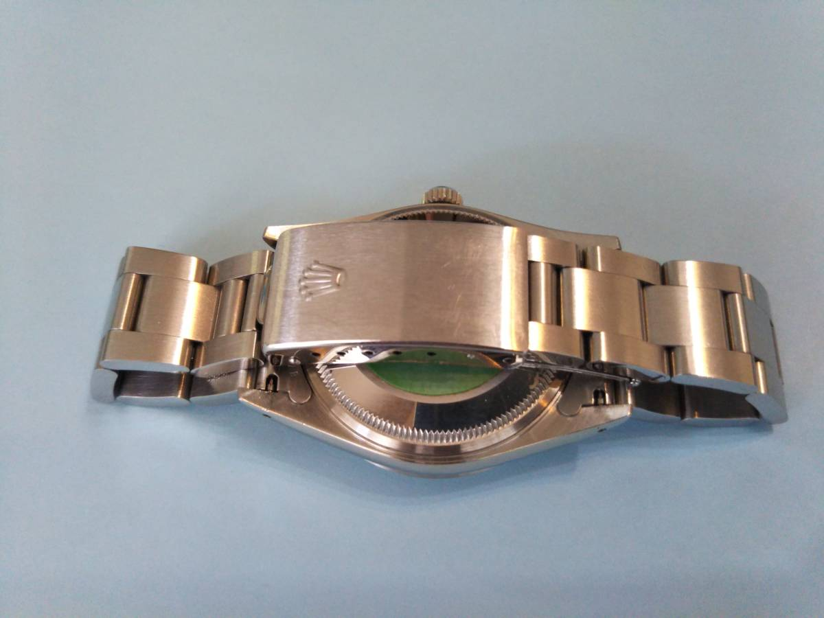 ☆ ROLEX OYSTER PERPETUAL DATE ☆ 形式15200 中古_画像5