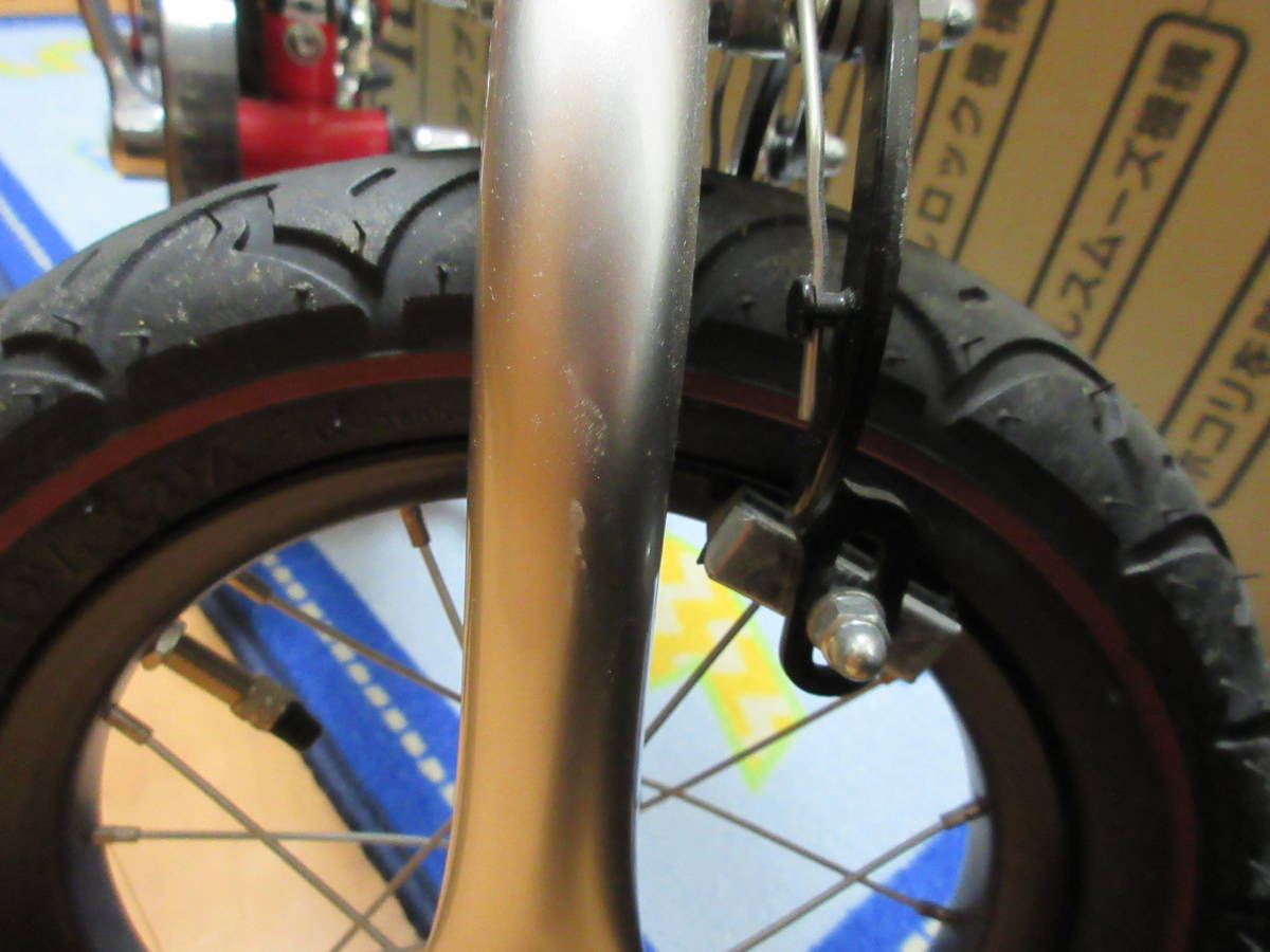 henshinbike☆henshinバイク(へんしんバイク)バランスバイク+ペダル一式セット専用スタンドつき_画像7