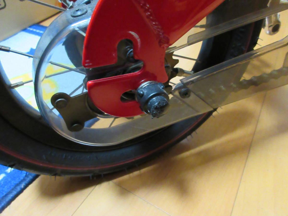 henshinbike☆henshinバイク(へんしんバイク)バランスバイク+ペダル一式セット専用スタンドつき_画像4
