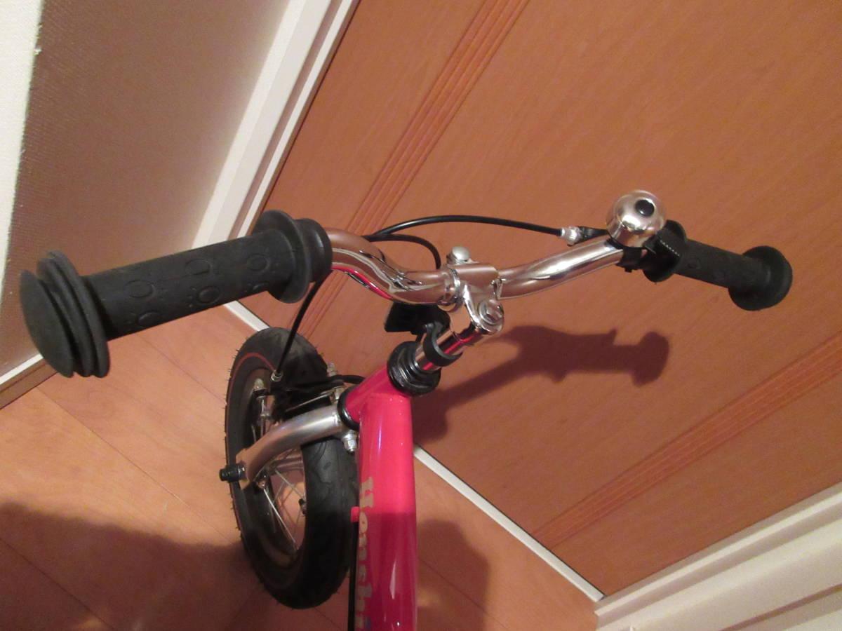 henshinbike☆henshinバイク(へんしんバイク)バランスバイク+ペダル一式セット専用スタンドつき_画像9