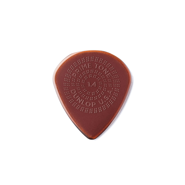 Dunlop Primetone Triangle Sculpted Plectra with Grip 3-Pack 1.4 mm