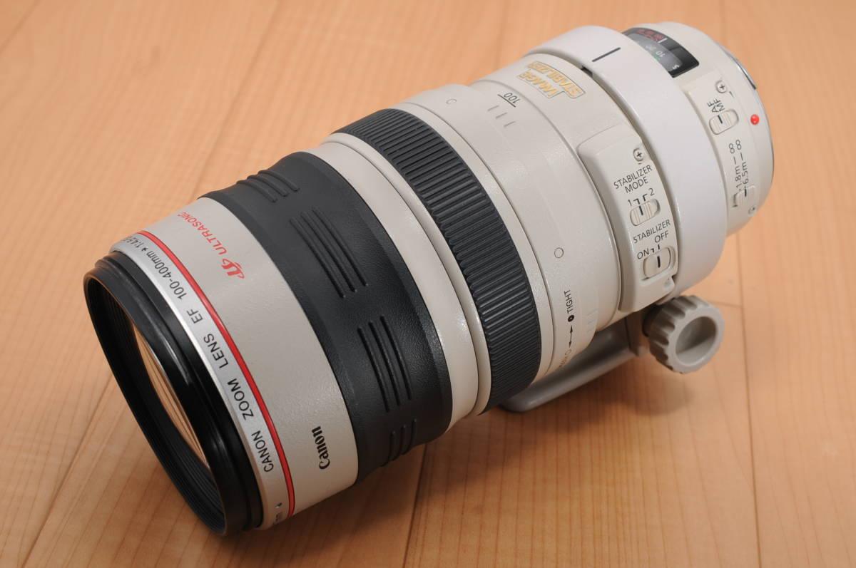 Canon キャノン EF 100-400mm F4.6-5.6 L IS USM