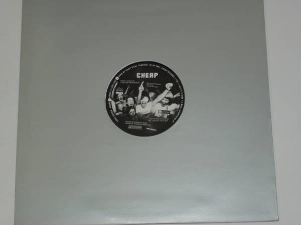 LOUIE AUSTEN/AMORE/GRAB MY SHAFT feat. PEACHES / サンバ・ハウス / 2001年盤 / 12CHEAP38 / AUSTRIA 盤 / 試聴検査済み_画像3