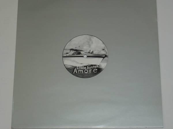LOUIE AUSTEN/AMORE/GRAB MY SHAFT feat. PEACHES / サンバ・ハウス / 2001年盤 / 12CHEAP38 / AUSTRIA 盤 / 試聴検査済み_画像2