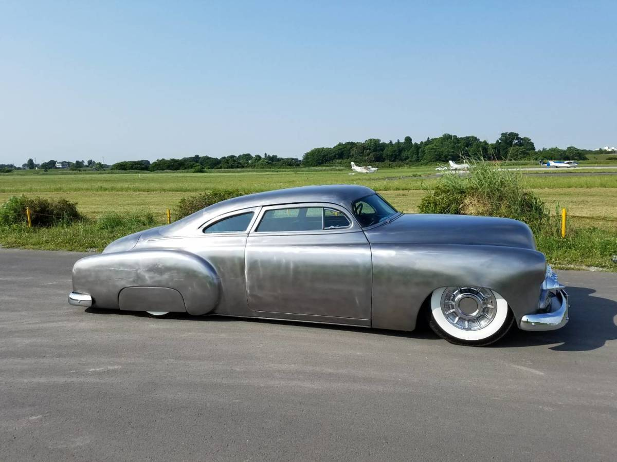 1952 Chevrolet Styleline Style Line Kustom Choptop Hotrod 1954 Chevy Chopped And Bagged Rat Rod Custom Chop Top Hot Bear Metal