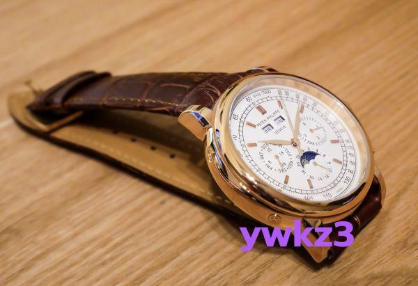 パテックフィリップ コンプリケーション PATEK PHILIPPE 腕時計 ノーチラス カラトラバ アクアノート 付属品あり 高級 自動巻き_画像2