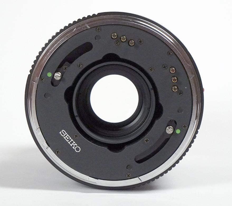 【超美品】 ブロニカETR用 ゼンザノンPE100mm F4 MACRO_画像4