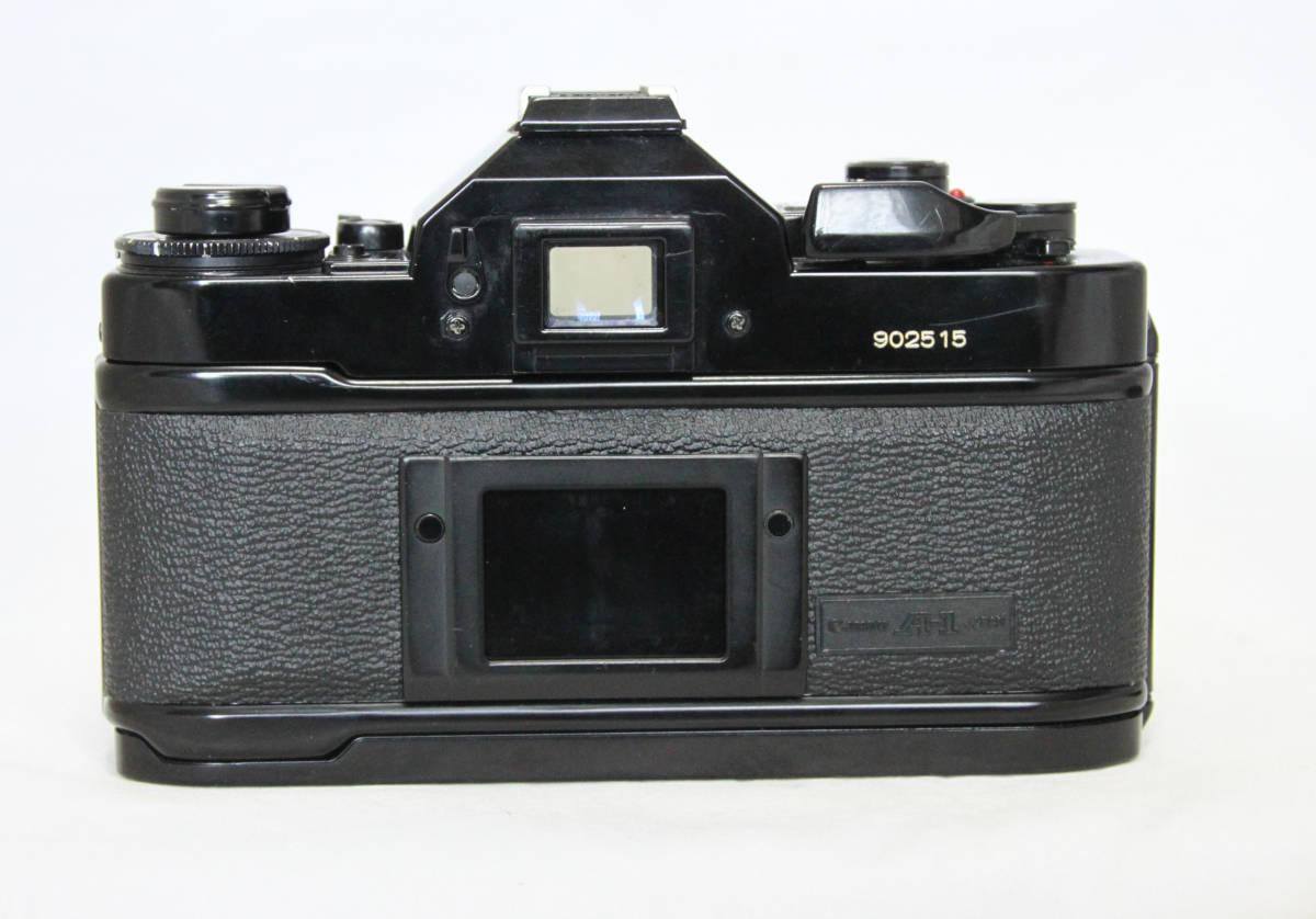 ジャンク★キヤノン Canon キャノン A-1 50mmF1.8付き_画像4