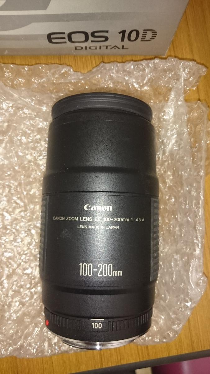 Canon イオス10D 標準超望遠、望遠レンズのWレンズ付き♪即決のみ送料無料♪_画像5