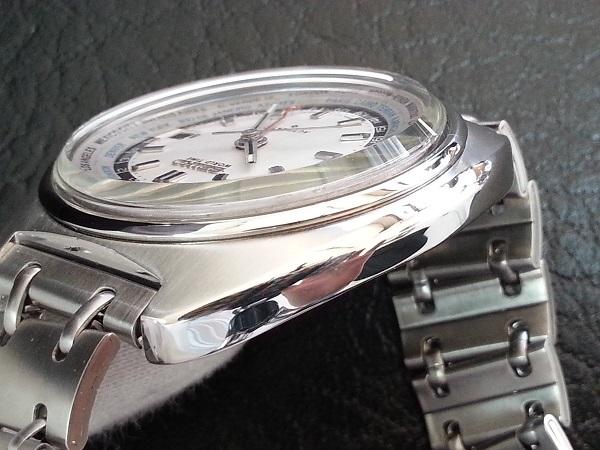 大野時計店 セイコー  ワールドタイム 6117-6400 自動巻  WORLD TIME 1976年12月製造 希少_画像3