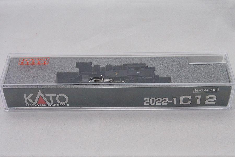 KATO Nゲージ 2022-1 C12 未使用品