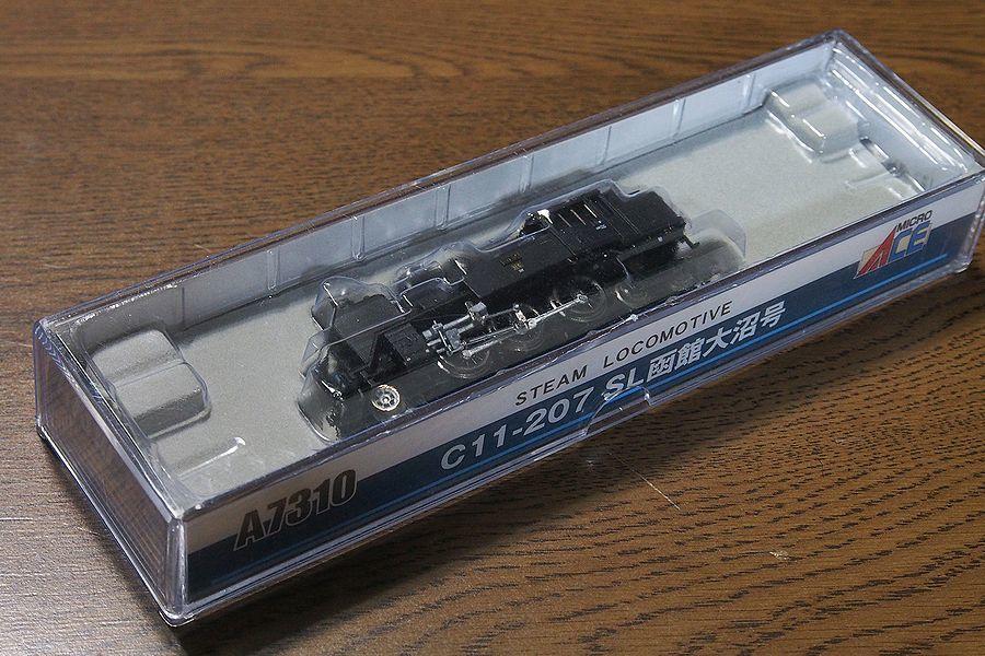 マイクロエース Nゲージ C11-207 SL函館大沼号 未使用品