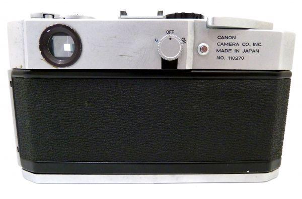 1,000円~ Canon 7S Canon LENS 50mm F1.4 キャノン 010AK_画像3