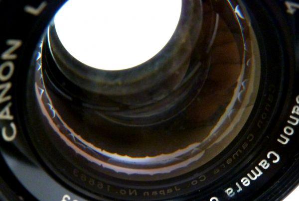 1,000円~ Canon 7S Canon LENS 50mm F1.4 キャノン 010AK_画像4