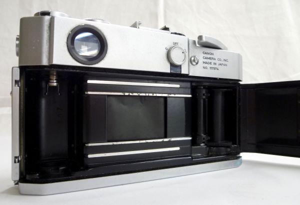 1000円~ Canon キャノン 7S LENS 50mm F1.4 ケース付き 1ISO-032AI_画像7