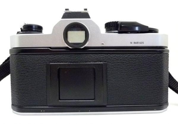 1000円~ Nikon NEW FM2 後期 ニコン Nikon AF NIKKOR 50mm F1.4 D ニッコール 付属品有 ストラップ付 042AK_画像3