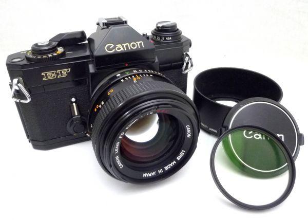 1000円~ Canon EF キャノン CANON LENS FD 55mm F1.2 S.S.C. 037AK