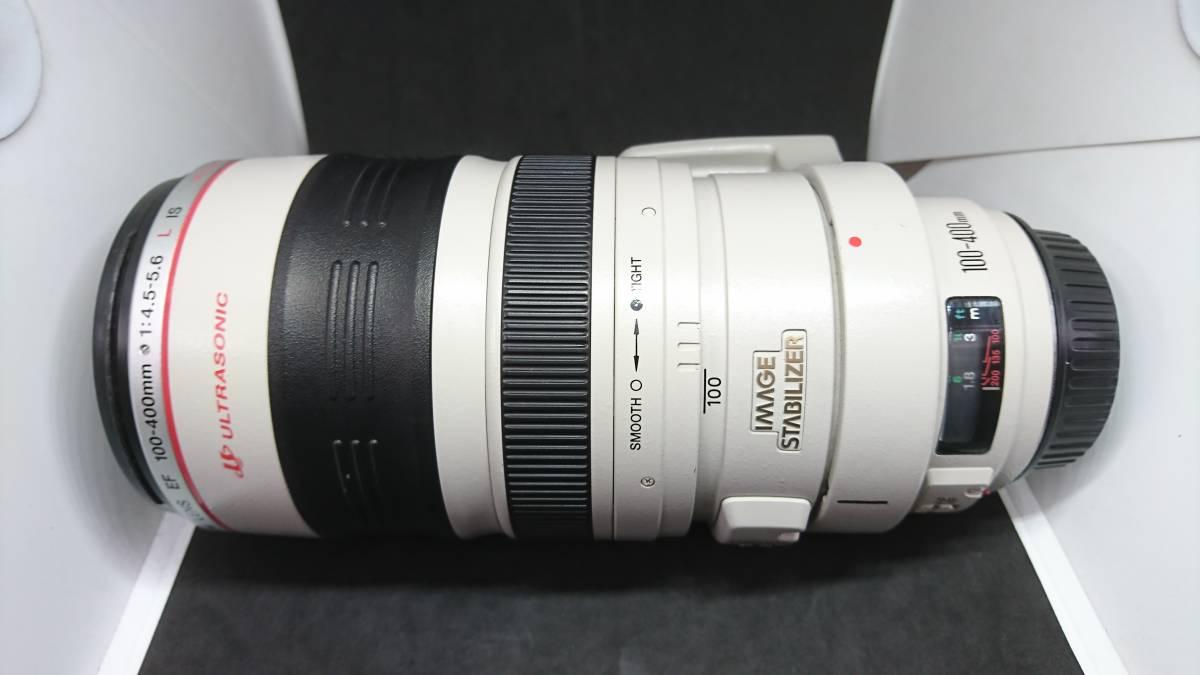 訳あり品 キャノン Canon EF 100-400mm F4.5-5.6L IS USM