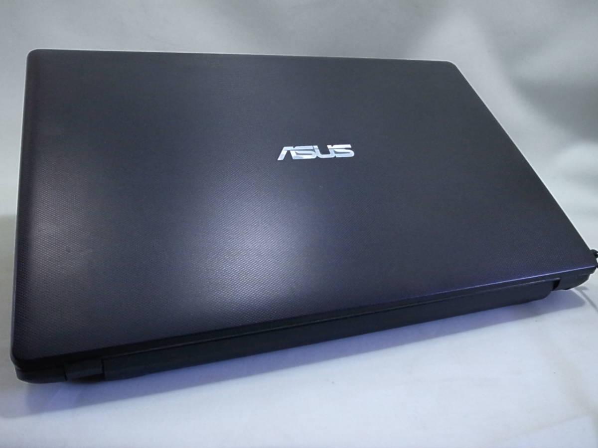 ASUS ノートパソコン X551CA Corei3 3217U 4GB/500GB Windows10 _画像5