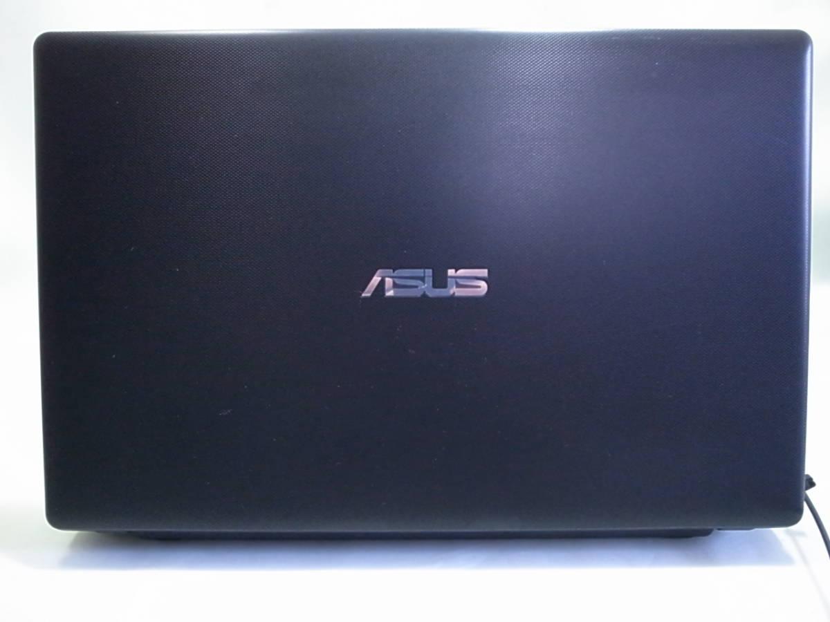 ASUS ノートパソコン X551CA Corei3 3217U 4GB/500GB Windows10 _画像9