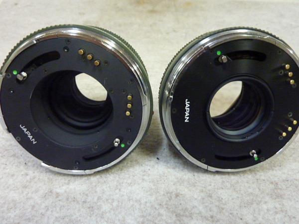 ◆ゼンザブロニカ/ETRS SF レンズ4本セット サファリカラー限定販売セット◆_画像9