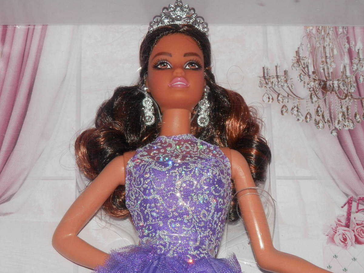 barbie doll バービー人形quin ceanera ヤフオク