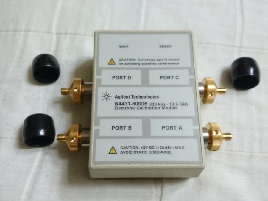 ★送料無料 最落無し1円スタート★ Agilent N4431-60006 Calibration Module 300kHz-13.5