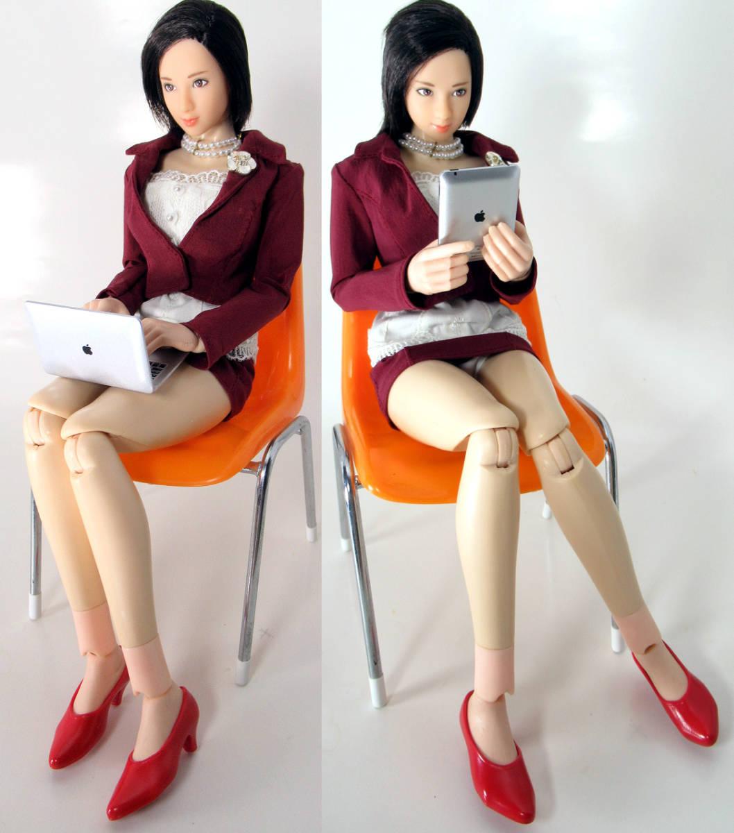 ♪1/6携帯電話 iphone iPad ノートPCセット_画像9