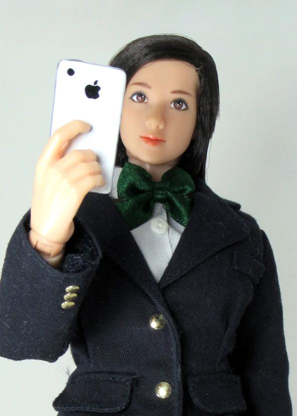 ♪1/6携帯電話 iphone iPad ノートPCセット_画像7
