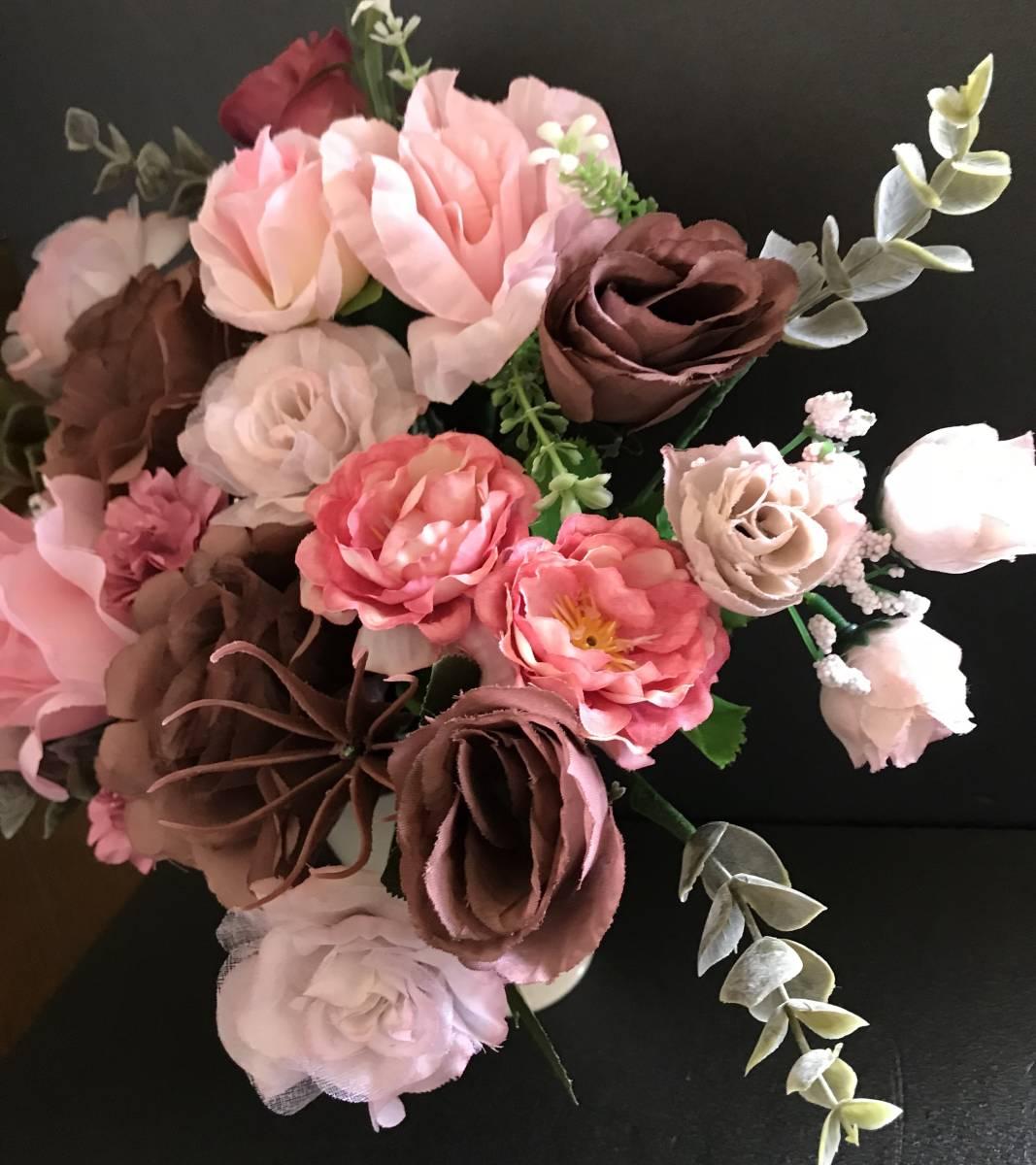 pretty flower����SALE�I�x�[�W���Ԋ�`���R���[�g�u���E���ƃ~���N�e�B�[�s���N���K�N�t�F�~�j���A�����W Image5