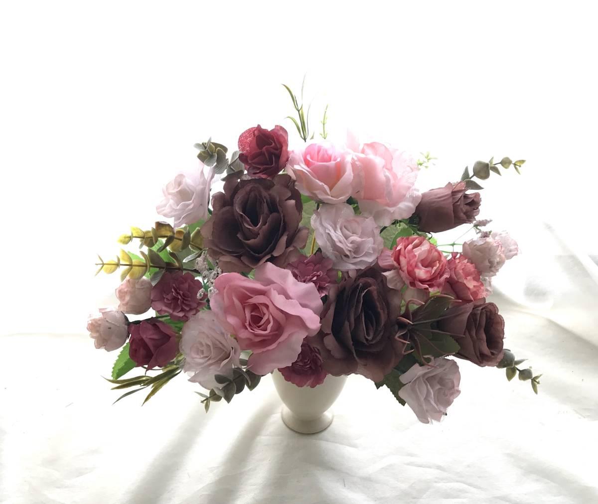 pretty flower�x�[�W���Ԋ�`���R���[�g�u���E���ƃ~���N�e�B�[�s���N���K�N�t�F�~�j���A�����W Image7