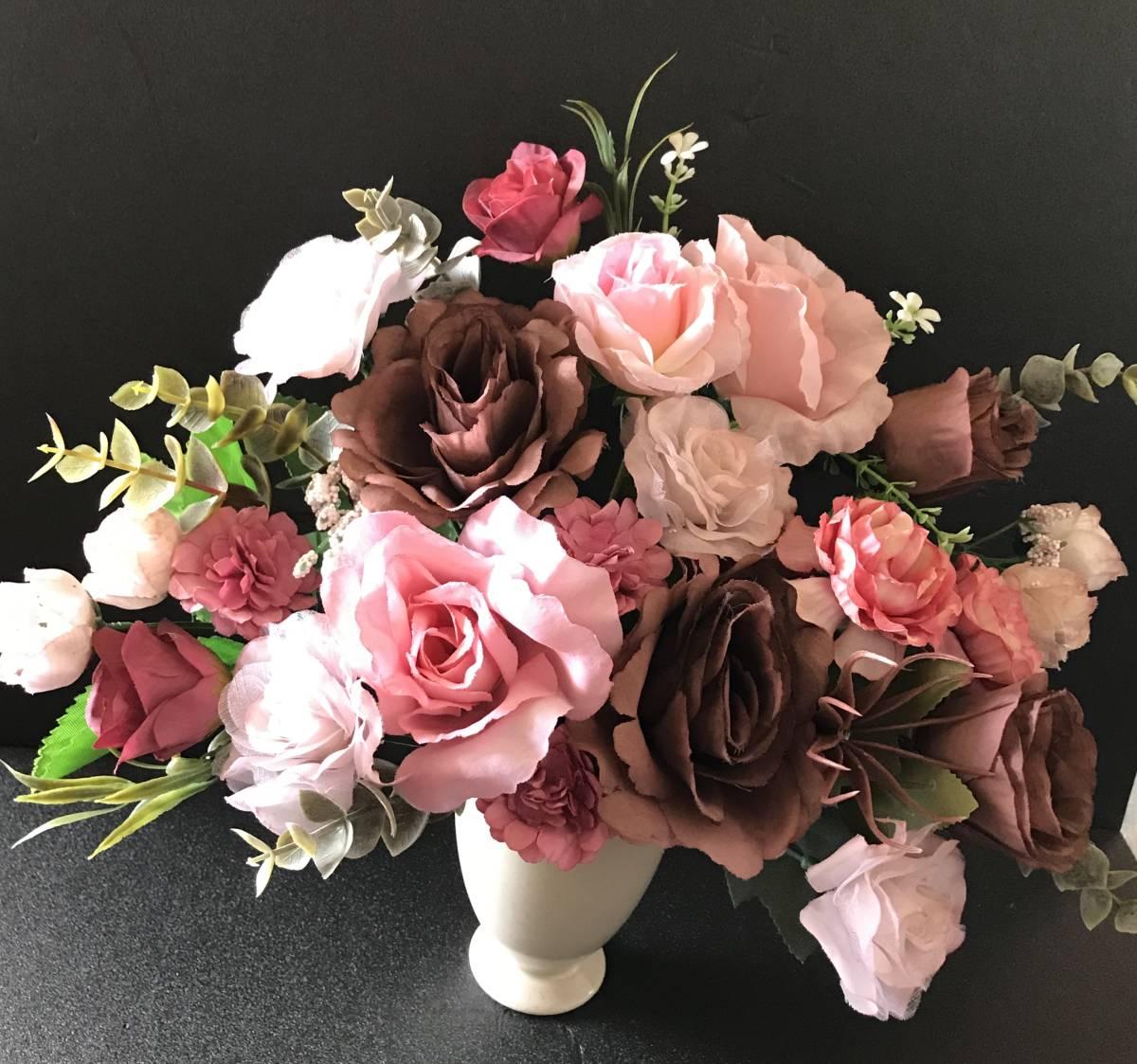 pretty flower�x�[�W���Ԋ�`���R���[�g�u���E���ƃ~���N�e�B�[�s���N���K�N�t�F�~�j���A�����W Image8
